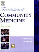 Foundations Of Community Medicine 2 E