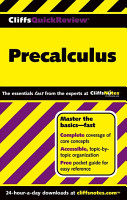 CliffsQuickReview Precalculus PDF