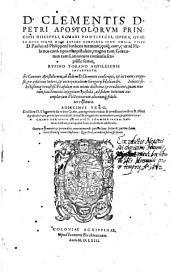 Opera, quae in hunc usque diem extare comperta sunt, omnia, cuius D. Paulus ad Philippens. scribens meminit