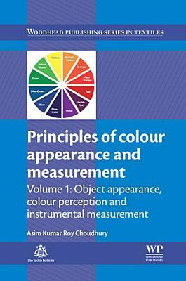 Principles of Colour and Appearance Measurement