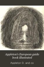 Appleton's European guide book illustrated
