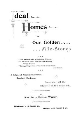 Ideal Homes  Or  Our Golden Mile stones     PDF