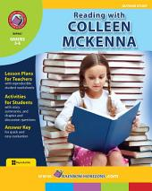Reading with Colleen McKenna (Anthor Study)