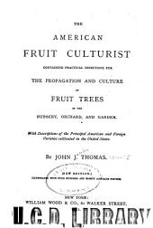 The American Fruit Culturist