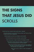 The Signs That Jesus Did Scrolls PDF