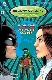 Batman Incorporated (2012 - 2013) #6