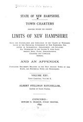Provincial and State Papers: Volume 25