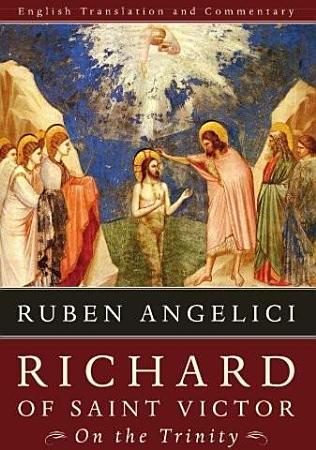 Richard of Saint Victor  On the Trinity PDF