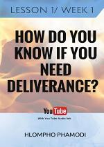 HOW TO USE THE HOLY GHOST FIRE IN DELIVERANCE