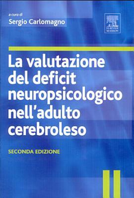 La Valutazione Del Deficit Neuropsicologico Nelladulto Cerebroleso