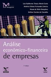 Análise econômico-financeira de empresas