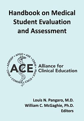 Handbook on Medical Student Evaluation and Assessment PDF