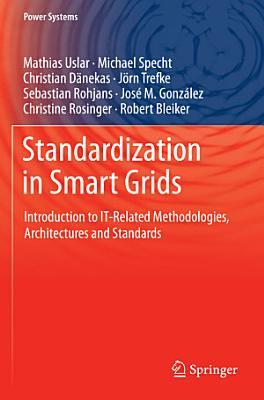 Standardization in Smart Grids PDF