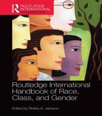 Routledge International Handbook of Race  Class  and Gender PDF