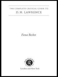 D H Lawrence Book PDF