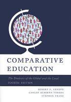 Comparative Education PDF