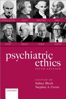 Psychiatric Ethics PDF