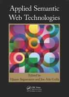 Applied Semantic Web Technologies PDF