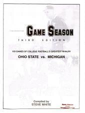 One Game Season PDF
