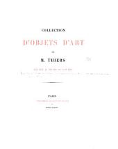 Collection d'objets d'art de M. Thiers