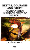 Bettas, Gouramis, and Other Anabantoids