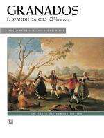 12 Spanish Dances  Op  5 PDF