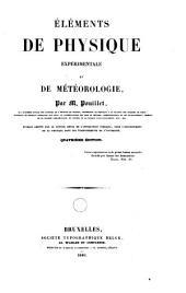 Eléments de physique expérimentale & de météorologie