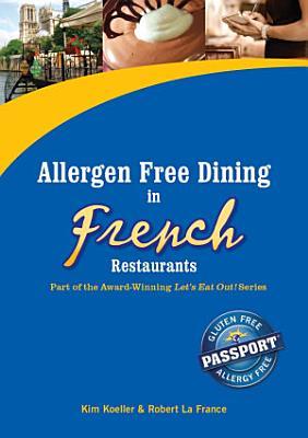 Allergen Free Dining in French Restaurants