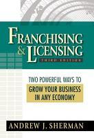 Franchising   Licensing PDF