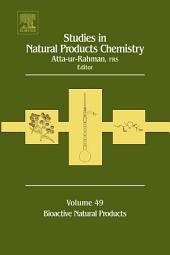 Studies in Natural Products Chemistry: Bioactive Natural Products, Part 12