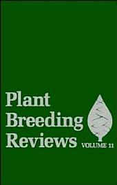 Plant Breeding Reviews: Volume 11