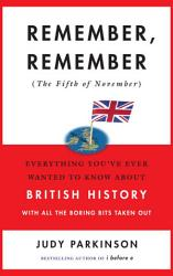 Remember Remember The Fifth Of November  Book PDF