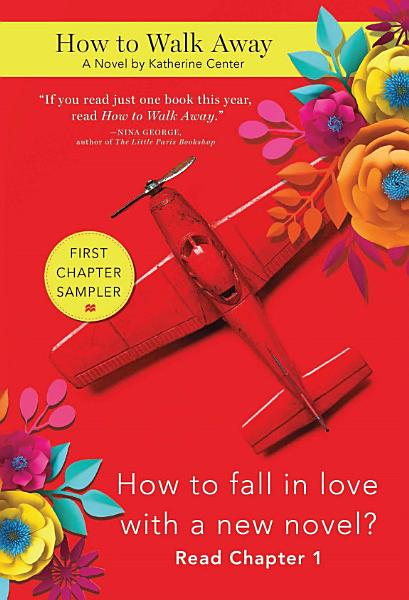 Download How to Walk Away  Chapter Sampler Book