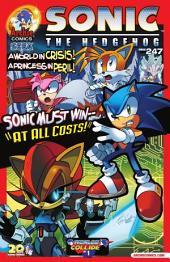 Sonic the Hedgehog #247