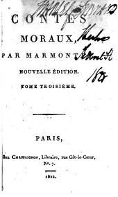 Contes moraux: Volume3
