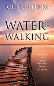 Water Walking Book