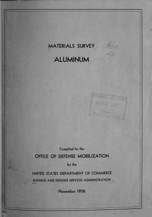 Materials Survey
