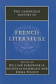 The Cambridge History of French Literature PDF