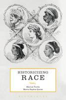 Historicizing Race PDF
