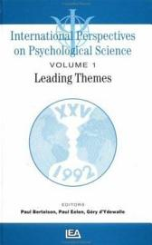 International Perspectives On Psychological Science  Leading Themes
