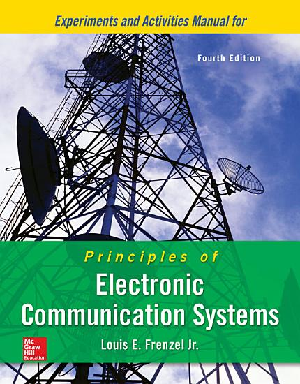 Experiments Manual for Principles of Electronic Communication Systems PDF