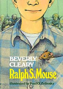 Ralph S  Mouse Book