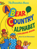 The Berenstain Bears® -- A Bear Country Alphabet Coloring Book