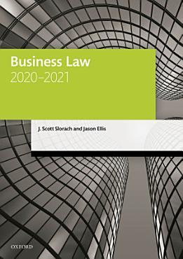 Business Law 2020 2021 PDF