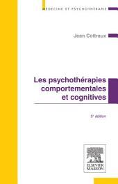 Les psychothérapies comportementales et cognitives: Édition 5