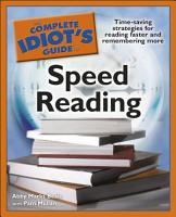 The Complete Idiot s Guide to Speed Reading PDF
