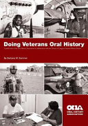 Doing Veterans Oral History PDF