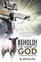 Behold  The Lamb of God PDF