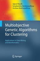 Multiobjective Genetic Algorithms for Clustering PDF