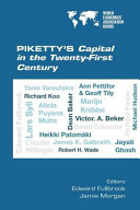 Piketty s Capital in the Twenty First Century